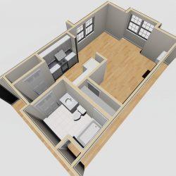 Studio Type 2_3D